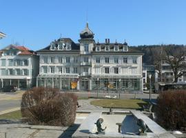 Hotel Photo: Apartment Apparthotel Krone.5