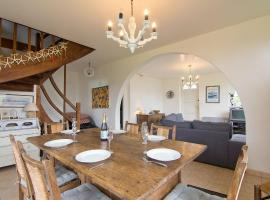 Hotel photo: Holiday Home Kerbourgnec