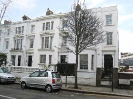 Holiday Home Vicarage Gardens.1 London United Kingdom