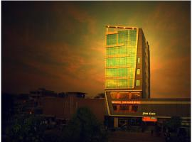 A picture of the hotel: Hotel Shri Ram Empire