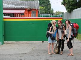 Reggae Hostel Kingston Jamaica