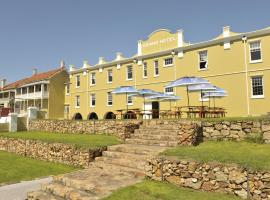 The Grand Hotel Port Elizabeth South Africa
