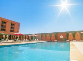Hotel Photo: Mogador Express Gueliz