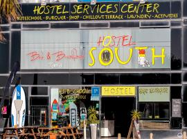 Hotel Photo: South Hostel Tarifa - Kite Service Center