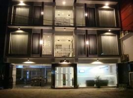 Hotel near Adi Sutjipto airport : Campus Inn