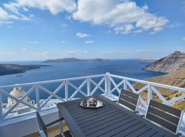 A picture of the hotel: Fira Blue House
