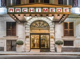 Hotel Archimede Rome Italy