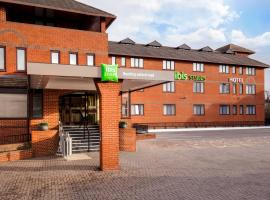 ibis Styles Reading Oxford Road Reading United Kingdom