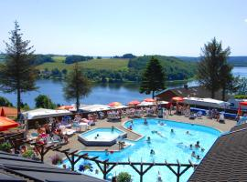 A picture of the hotel: Terrassen Camping & Cottages