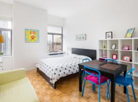 Hotel Photo: Nice studio-apartment in Financial District