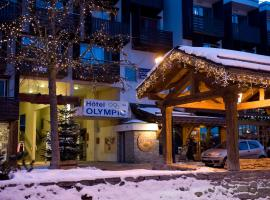 Hotel Photo: Madame Vacances - Hôtel Courchevel Olympic