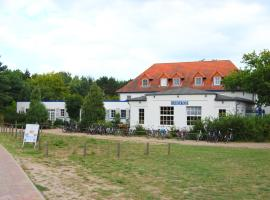 Hotel Photo: Hotel Heiderose auf Hiddensee