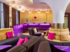 Mamaison All-Suites Spa Hotel Pokrovka Moscow Russia