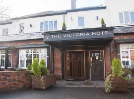 The Victoria Hotel Manchester by Compass Hospitality Oldham Reino Unido