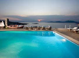 Hotel Photo: Tharroe of Mykonos Boutique Hotel