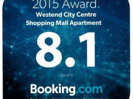 Westend City Centre Shopping Mall Apartment Budapest Hungary