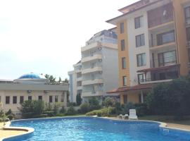 Solar Apartments in Diamond Bay Sunny Beach Bulgaria