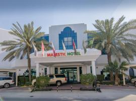 Hotel photo: Majestic Hotel