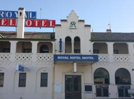 Hotel Photo: Royal Hotel Tenterfield