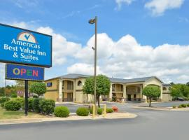 Hotel Photo: Americas Best Value Inn and Suites Little Rock