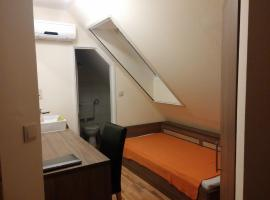 Hotel Photo: Club Vital Wellness Panzió