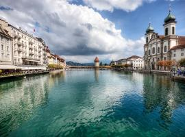 Boutique Hotel Weisses Kreuz Luzern Switzerland