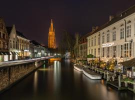Hotel De Orangerie - Small Luxury Hotels of the World Bruges Belgium