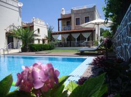 Villas Mandalyas Gundogan Turkey