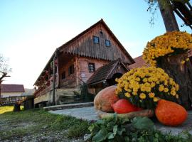 Hotel Photo: Tourist Farm Pri Martinovih