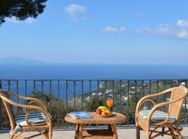 Hotel Photo: Alle Ginestre Capri B&B