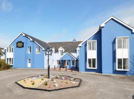 Hotel photo: Dingle Harbour Lodge B&B