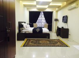 STS Smart Suites Rawalpindi Pakistan