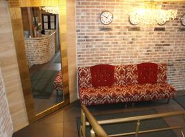 Gallery City Hotel Moscow Russia