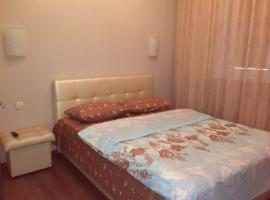 One-Bedroom Flat on Pritytskogo Street Minsk Belarus
