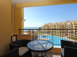 Hotel Photo: Apartments in Grand Midia Aheloy Palace
