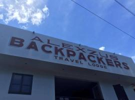 Hotel Photo: Alexzus Backpackers Travel Lodge