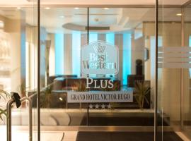 Best Western Plus Grand Hotel Victor Hugo Luxembourg Luxembourg
