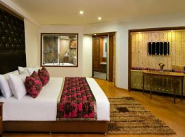 Hotel Photo: Radisson Blu Hotel GRT, Chennai