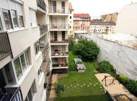 Garden's Serviced Apartments Budapest Hungary