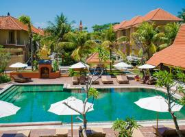 Green Field Hotel and Restaurant Ubud 印度尼西亚