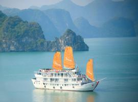 Aphrodite Cruise Ha Long Vietnam