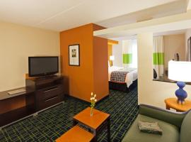 Fairfield Inn & Suites by Marriott Toronto Mississauga Mississauga Canada