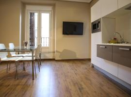 Sol Square Apartments Madrid Spania