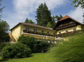 Pension Appartement Lanzer Moosburg Austria
