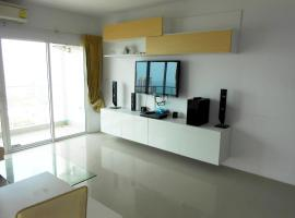 A. D. Condominium by United 21 Thailand Pattaya North Tailàndia