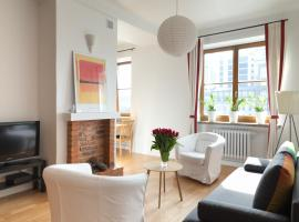 Apartament One by Your Freedom Warsaw Poland