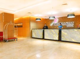 A picture of the hotel: Orchardz Hotel Bandara
