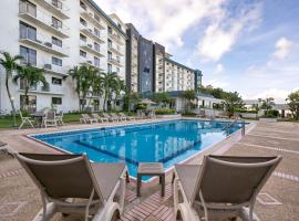 Oceanview Hotel and Residences Tumon グアム