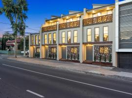 Hotel photo: Arts on View CBD apartments