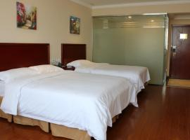 Hotel Photo: GreenTree Inn SiChuan GuangYuan LizhouWestRoad Business Hotel